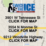 Tallahassee Ice Location